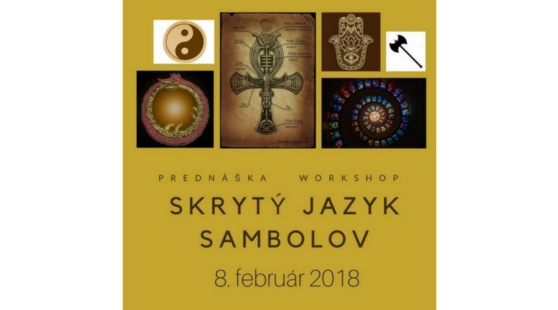Skrytý jazyk symbolov – 08/02/2018